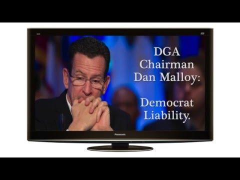 Failed Governor Dan Malloy: DGA Liability