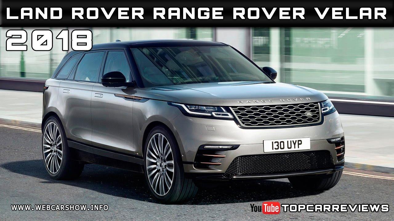 2018 land rover velar review.  2018 2018 land rover range velar review rendered price specs release date for land rover velar review