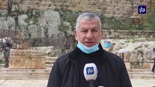 إغلاق الأماكن السياحية والأثرية أسبوعا وبدء إجراءات التعقيم فيها (15/3/2020)