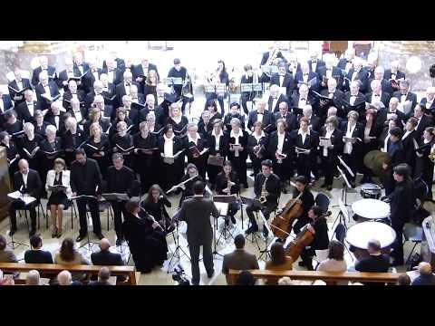 Yohanan Oratorio  3  Parroquia Inmaculada  Torrevieja 5 4 2018