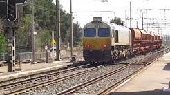 ROGNAC  Fret SNCF ECR EUROPORTES et autres circulations