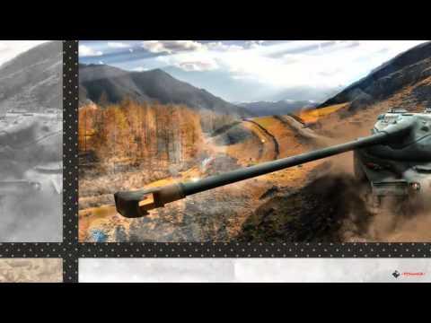World of Tanks. Картинки из игры. 4 Часть.