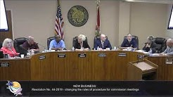 City of Lake Worth Beach, FL August 20, 2019 Commission Meeting