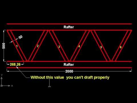 Truss Angle Solver
