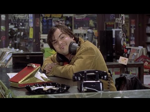 High Fidelity - Cosby Sweater