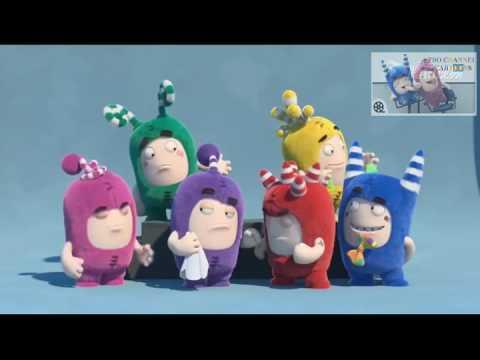 The Oddbods Cartoon: Newt | Jeff | Zee | Pogo | Bubbles| Fuse| Slick | Cartoon For Kids