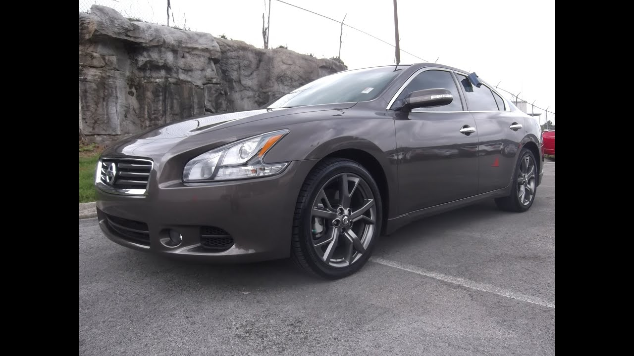Ford Of Murfreesboro >> SOLD! 2013 NISSAN MAXIMA SPORT SV 5K MILES FORD OF MURFREESBORO 888-439-1265 - YouTube