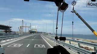 В Крым из Кавказа по Крымскому мосту. Часть 2