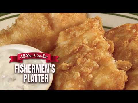 Mcgrath's Fish House Fisherman's Platter 18