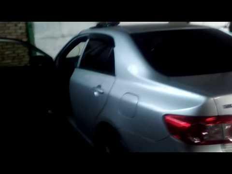 прошивка Toyota Corolla АКПП 1.8л Алекс флешером (без ключа)