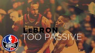 Chauncey Billups' Court Vision: Cavaliers' selfish defense | NBA Countdown | ESPN