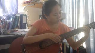 Nhiều người ôm giấc mơ (Guitar solo) - Lê Cát Trọng Lý