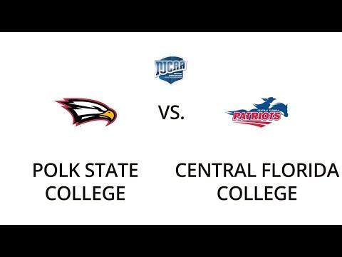 NJCAA Division I (27/09/2018): Polk State College vs. Central Florida College