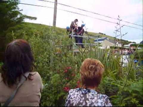 Seasamh an Fód Glengád 28 6 09