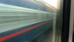 Second fastest train of India 12002 New Delhi - Habibganj Shatabdi exp