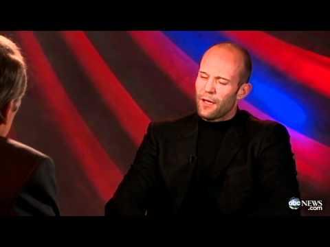 Jason Statham on New Thriller, 'Safe'