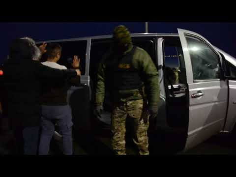 Сотрудники ФСБ задержали этническую ОПГ, которая перевозила мигрантов через границу