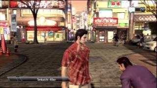 Yakuza 4 Random gameplay HD