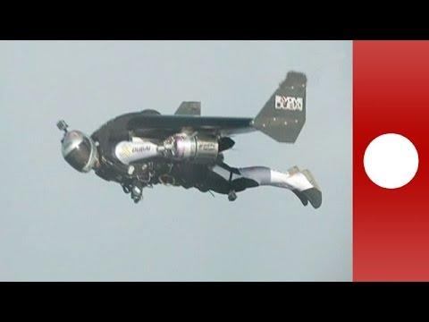 'Jetmen' : Des hommes volants à Dubaï