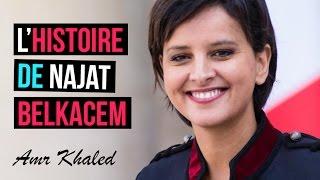 L'histoire de Najat Belkacem -