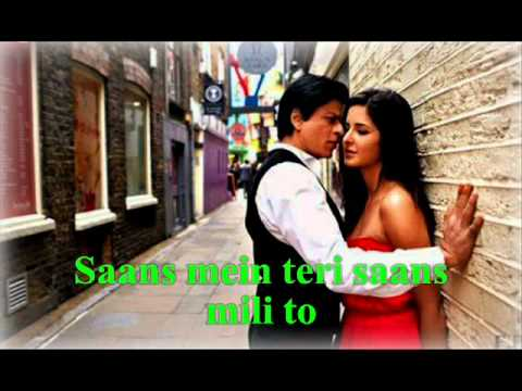 Saans Mein Teri -Jab Tak Hai Jaan- (HD) - Lyricz Travel Video