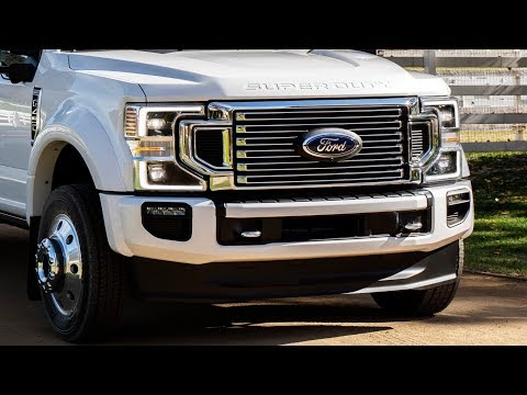 2020 Ford F-450 Super Duty - Truck Heaven!