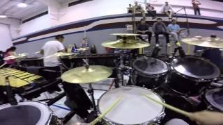Pulse Percussion 2016 - Jacob Cam