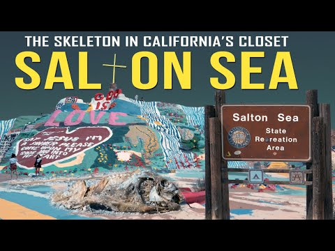 California\'s Skeleton In The Closet: The Salton Sea