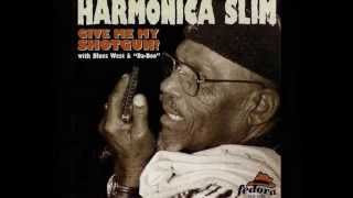 Harmonica Slim (Riley Riggins)  ~