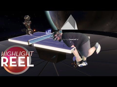 Highlight Reel #396 - VR Is A Real Trip
