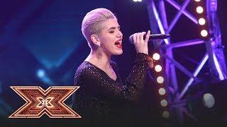"""Melanie Fiona - """"Give It to Me Right"""". Vezi interpretarea Mălinei Ciarnău, la duelurile """"X Factor""""!"""