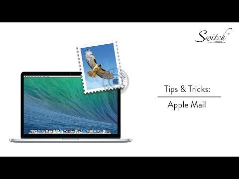 Tips & Tricks: Apple Mail