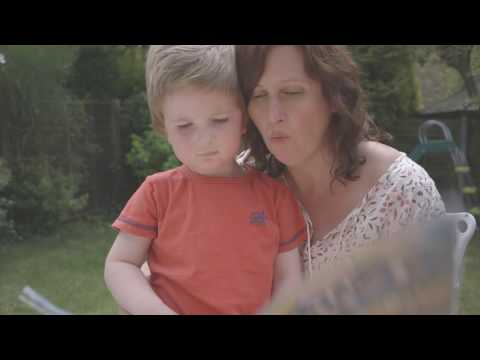 Lisa Griffiths (Hugo's Mum) - Childhood Acute Lymphoblastic Leukaemia