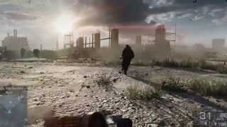 Battlefield 4: Official 17 Minutes Trailer [MP3:Total Eclipse of The Heart]