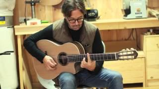 Luis Guerrero Guitars Hybrid Series, Al Di Meola