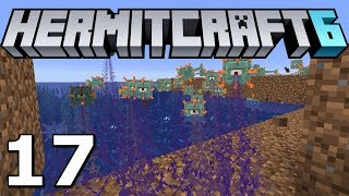 Minecraft Hermitcraft Season 6 Ep.17- A New Guardian Farm!
