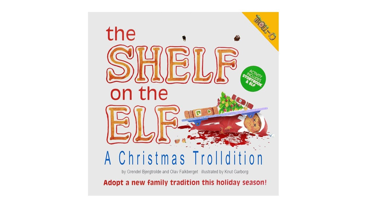 The Shelf On The Elf - YouTube