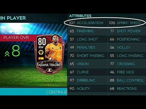 Upgrading The Fastest Winger To Elite Card And Gameplay In Fifa Mobile 20 Youtube