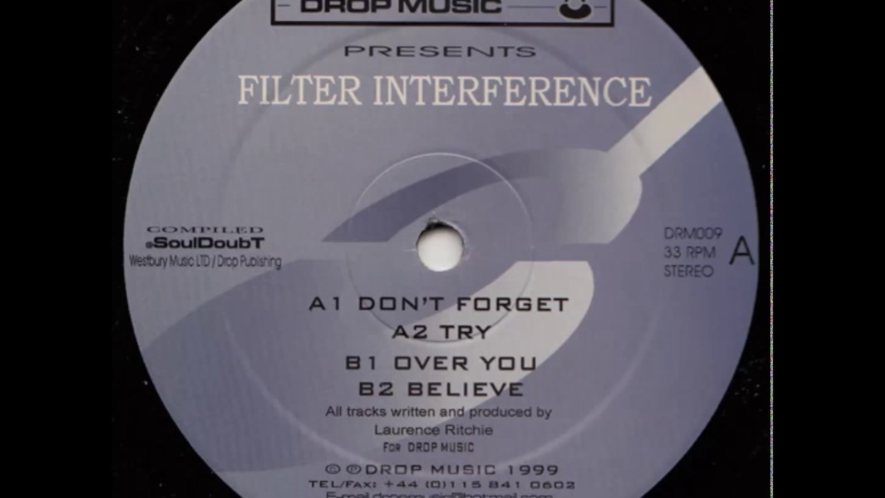 Filter Interference (Inland Knights) - Don't Forget