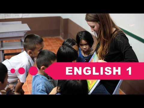 Year 1 English, Lesson 1, Introductions & The Alphabets