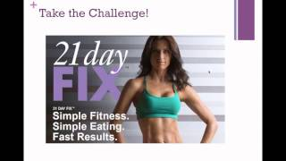 What is the 21 Day Fix?