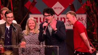 Belle & Sebastian On Scottish Independence At The NME Awards