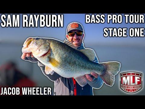 Major League Fishing Stage One - Sam Rayburn (Qualifying Round)