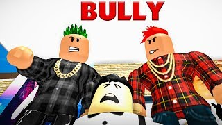 Ein SAD ROBLOX BULLY STORY #1 ( MARSHMELLO MOVIE )