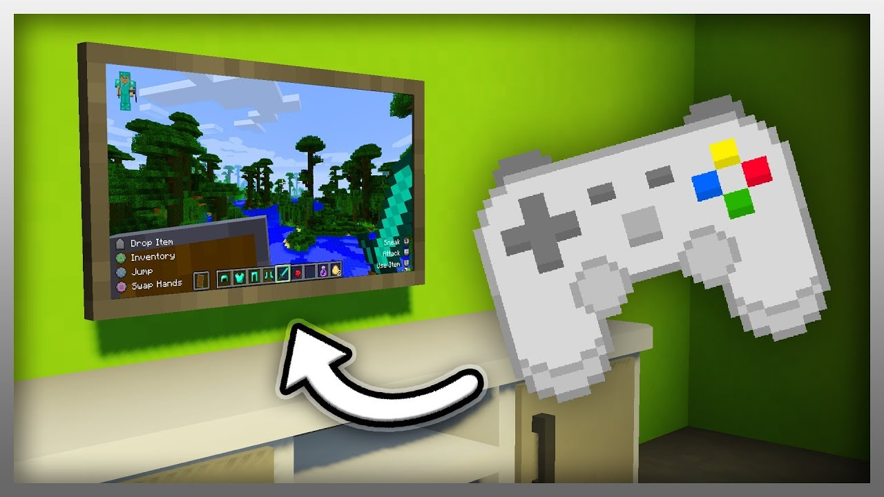 ✔️ Play Minecraft Java Edition with a Controller!