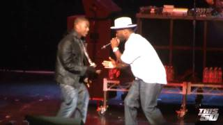 50 Cent x G-Unit So Disrespectful, PIMP, Strong Enough & Do You Think About Me Live @ Cali Christmas