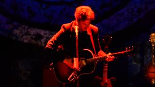 Josh Ritter - Girl in the War - Live at Somerville Theatre 3/5/2014
