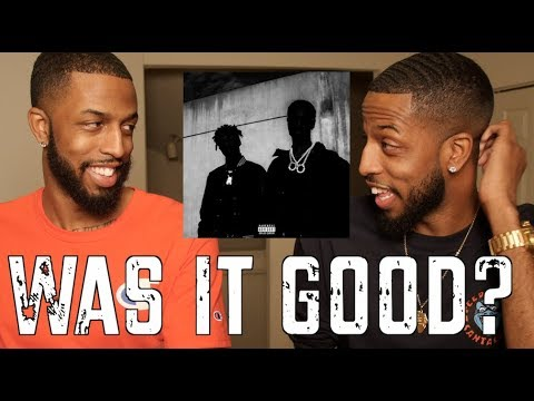 """METRO BOOMIN BIG SEAN """"DOUBLE OR NOTHING"""" REVIEW AND REACTION #MALLORYBROS 4K"""