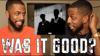 "METRO BOOMIN BIG SEAN ""DOUBLE OR NOTHING"" REVIEW AND REACTION #MALLORYBROS 4K"
