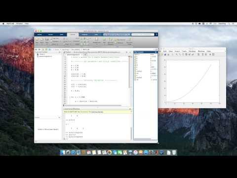 Computational Physics Video 13 - Euler